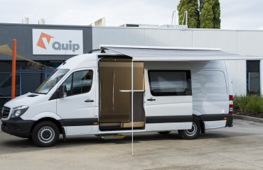 VQuip - Transforming Van Vehicles | Display Van - Van Owning