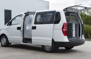 VQuip - Transforming Van Vehicles | Frankston Council - Animal Cages