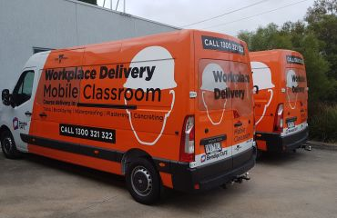 VQuip - Transforming Vehicles l Bendigo TAFE - Training Vehicle