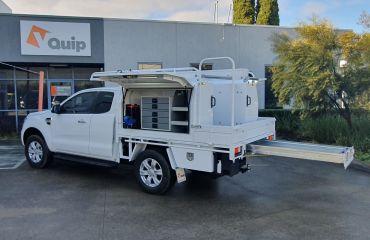 VQuip - Transforming Van Vehicles | Knox City Council-Sign Maintenance