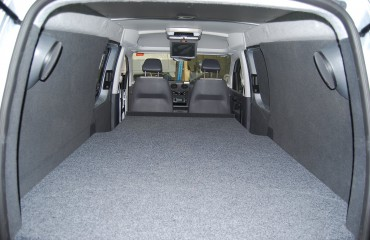 VQuip - Transforming Van Vehicles | Recreational Van - Custom Flooring