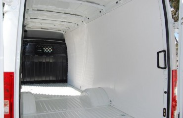 VQuip - Transforming Van Vehicles | Courier Van - Van Wall Linings