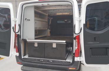 VQuip - Transforming Vehicles l Custom Drawers