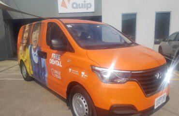 VQuip - Transforming Van Vehicles | Dental Health Services VIC/ Mobile Technicians Vehicle